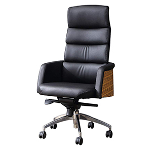 luxurious retro office chair