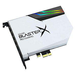 soundcard for directional accuracy