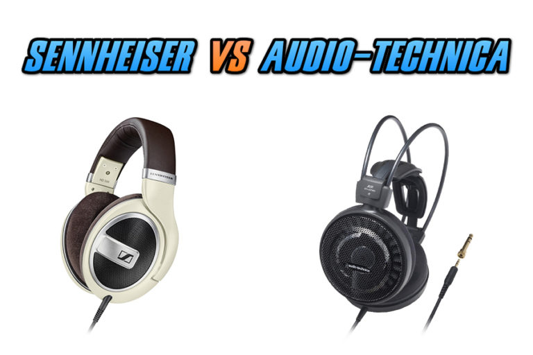 sennheiser vs audio-technica