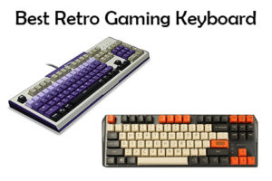 best retro gaming keyboard