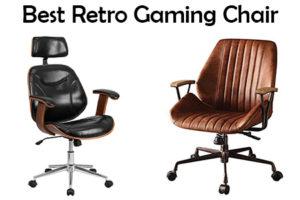 best retro gaming chair