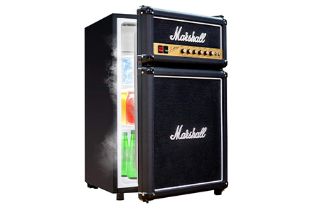 coolest man cave furniture fridge
