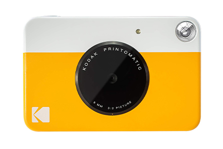Kodak Printomatic retro polaroid camera