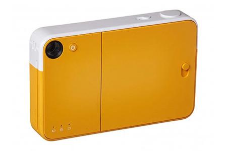 Kodak Printomatic back retro polaroid camera
