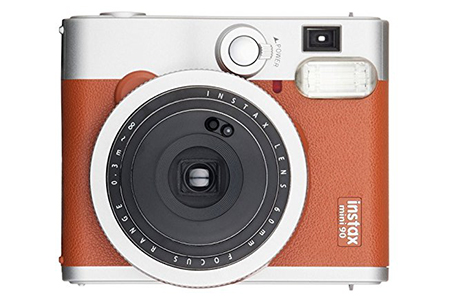 Fujifilm instax Mini 90 retro polaroid camera