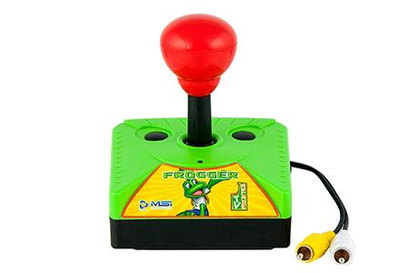 retro frogger game