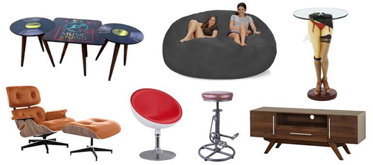 man cave furniture