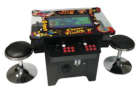 arcade cocktail machines