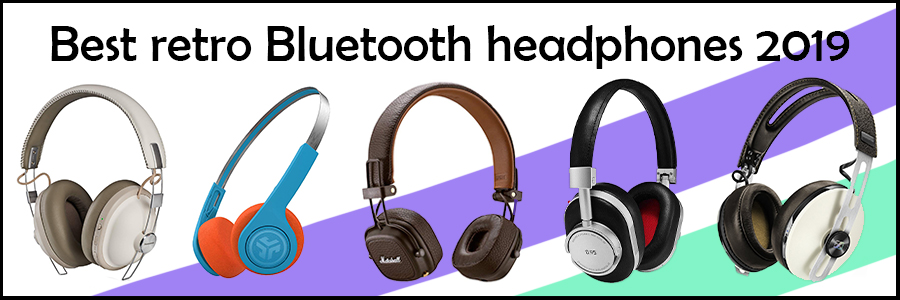 best retro bluetooth headphones