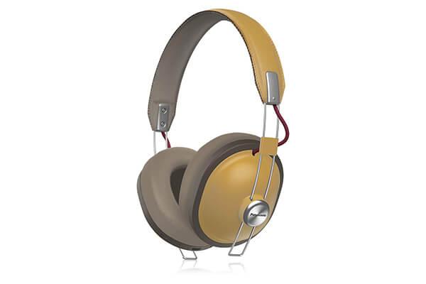 cheap gaming setup retro headphones