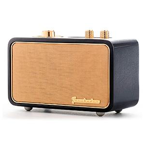mini retro speakers