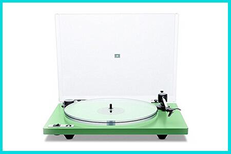 retro record players