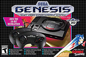 old school video games list sega genesis mini