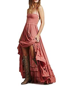 free spirit modern hippie style dress