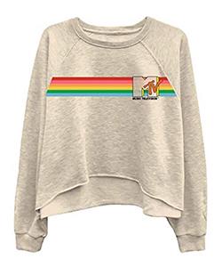 1990's MTV generation sweater