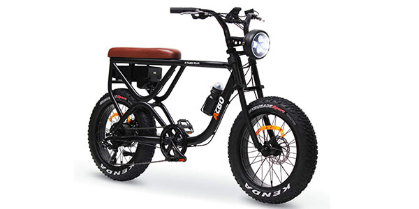 retro style electric bikes AZBO mini retro e-bike