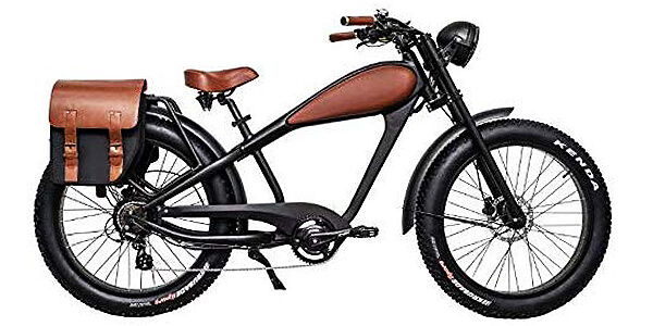 Retro style electric bikes civibikes cheetah