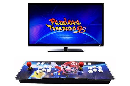 retro arcade emulator machines