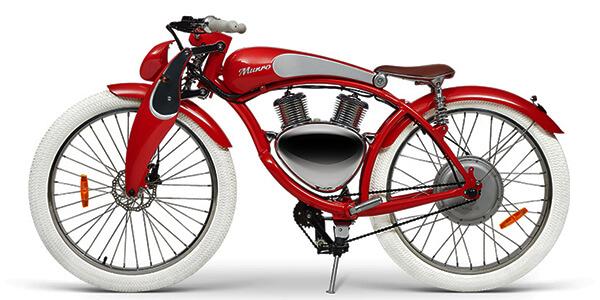 retro style electric bikes munro 2.0