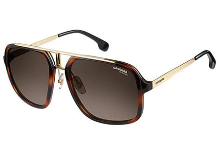 carrera old school retro shades