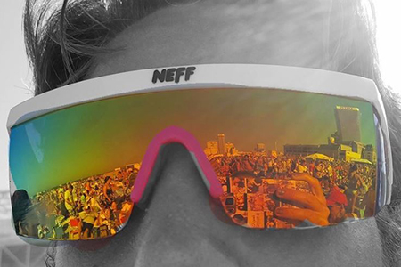 Retro sunglasses for men neff brodie