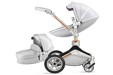 old lady names baby stroller
