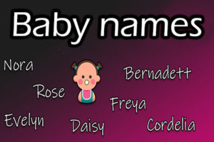 old lady names