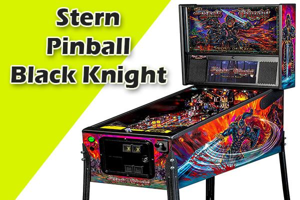 Black Knight retro pinball machines