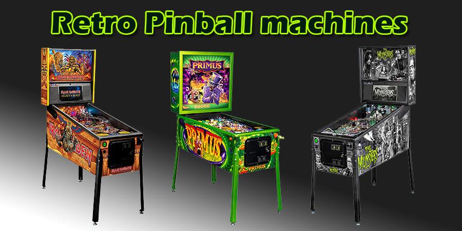 best retro pinball machines