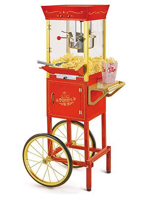 nostalgia retro popcorn makers