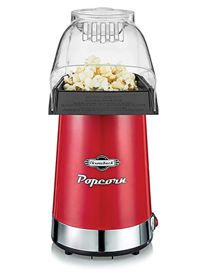 throwback popcorn machine