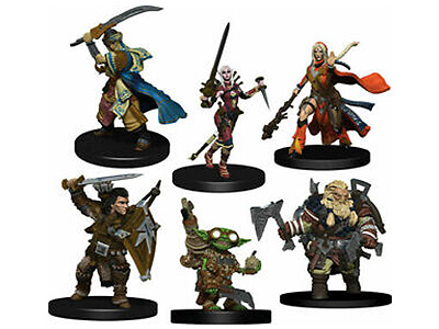 nostalgic retro games dungeons and dragons figure