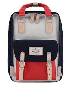 Himawari School Waterproof retro Backpacks