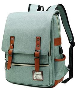 MANCIO Slim Vintage Backpack