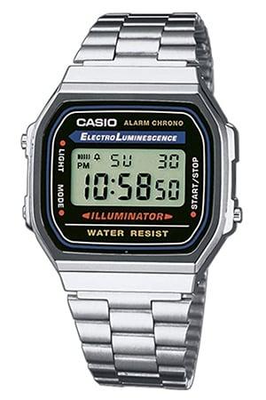 Casio A1168WA-1 Electro Luminescence