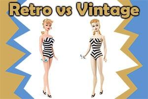 retro vs vintage mini